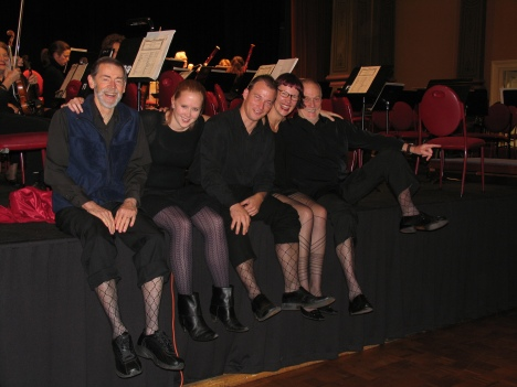 bass section
