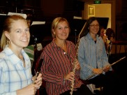 Flutes - Toddler Proms