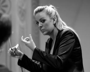 Jessica Gethin - guest conductor